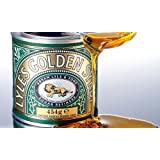 Lyle's Golden Syrup Tin 454g (3 Pack)