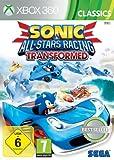 Sonic All-Stars Racing Transformed Classics (XBOX 360)