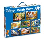Disney Classic 8-in-1 Puzzle-Set - Ba...