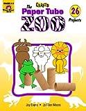 Paper Tube Zoo (Emc230) (1557991391) by Evans, Joy