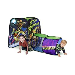 [Best price] Kids&#039 - Playhut Teenage Mutant Ninja Turtles Adventure Hut Tent - toys-games