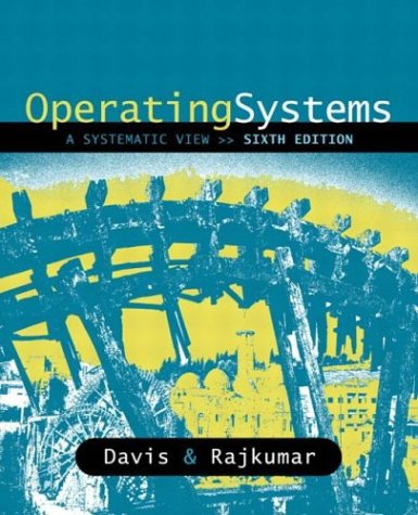 Operating Systems 0321267516 pdf