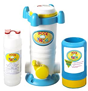 Pool Frog 6100 Cycler Kit For Above Ground Pools Swimming Pool Chlorine