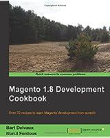 Magento 1.8 Development Cookbook