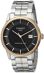Tissot Luxury Automatic T0864072205100 Mens Watch