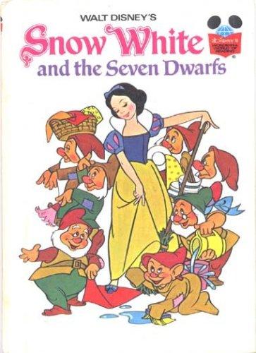 SNOW WHITE (Disney's Wonderful World of Reading), Disney Book Club