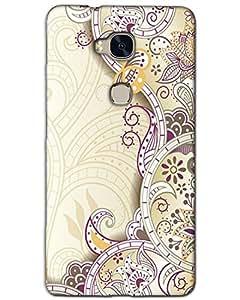 MobileGabbar Huawei Honor 5x Back Cover Plastic Hard Case