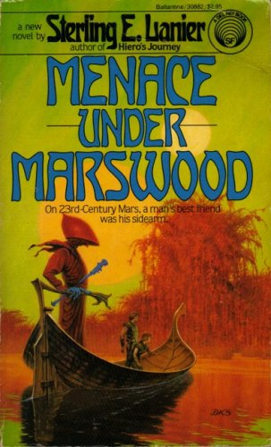 Menace Under Marswood, STERLING E. LANIER