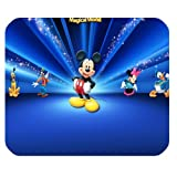 Mickey Mouse and Donald Duck Customized Rectangle Mousepad