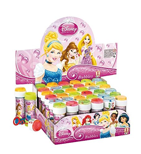 Disney - Princesses - Bulles de Savon 60ml - A l'Unité