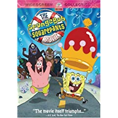 The SpongeBob SquarePants Movie (Widescreen Edition) (US Version)