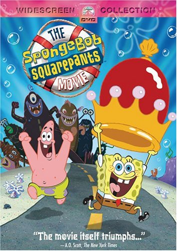The Spongebob Squarepants Movie (Widescreen Edition) front-328013