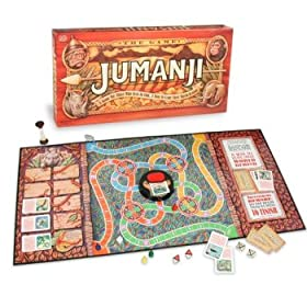 Jumanji game!