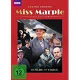 "Agatha Christie Miss Marple Collection (6 DVDs)von ""Michael Culver"""