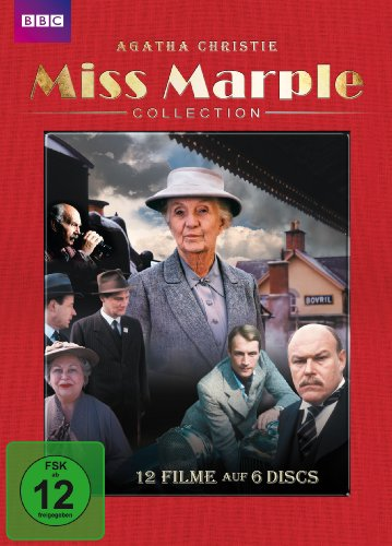 Agatha Christie Miss Marple Collection (6 DVDs)