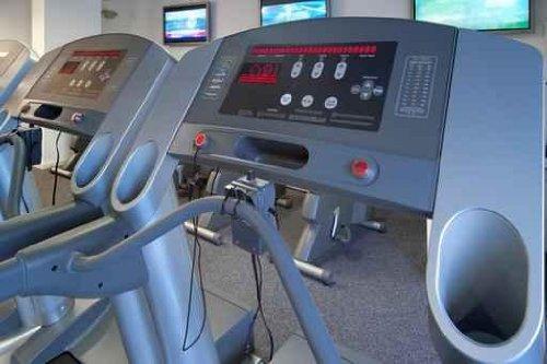 Gym Treadmill Exercise Machines - 60
