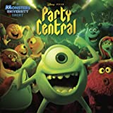 Party Central (Disney/Pixar Monsters University) (Pictureback(R))