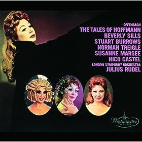 """Les Contes d'Hoffmann / Act 2 - """"Les oiseaux dans la charmille"""""""