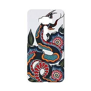 BLUEDIO Designer Printed Back case cover for Asus Zenfone 3 (ZE520KL) 5.2 Inch - G2433