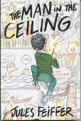 The Man in the Ceiling PDF