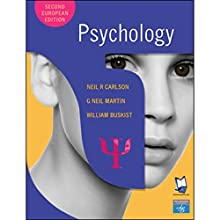 VangoNotes for Psychology, 2/e Audiobook by Neil R. Carlson, G. Neil Martin, William Buskist Narrated by Rosalind Ashford, Lyndell Falconer