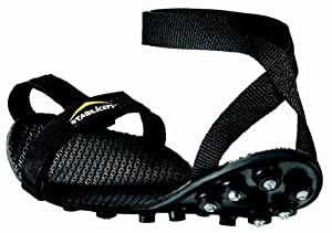 Stabilicers Original Heavy Duty Traction Cleat, Black, Medium