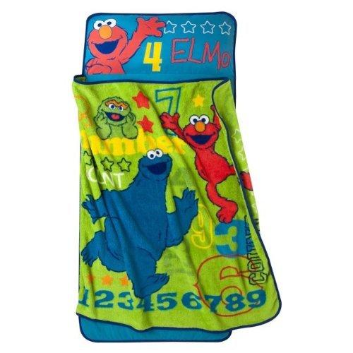 Sesame Street Elmo Toddler Nap Mat Frank W Manuelio