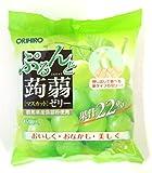 オリヒロ ぷるんと蒟蒻ゼリー マスカット (20g×6個)×6袋 ランキングお取り寄せ