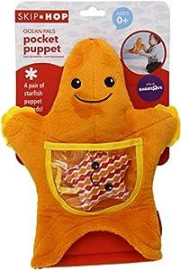 Skip Hop Ocean Pals Pocket Puppet by Skip Hop
