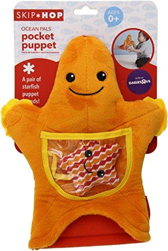 Skip Hop Ocean Pals Pocket Puppet - 1