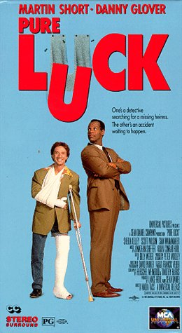 Pure Luck [VHS] [Import]