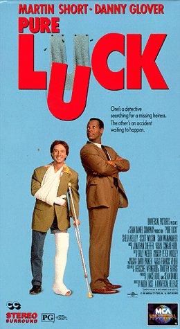 Szczęściarz / Pure Luck (1991) [Lektor PL] [DVBRip]