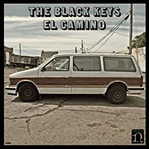 El Camino by The Black Keys on CD