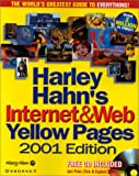 img - for Harley Hahn's Internet & Web Yellow Pages book / textbook / text book