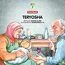 Teryosha (       UNABRIDGED) by Shane J. Alliew Narrated by Shobha Tharoor Srinivasan