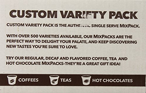 Coffee Variety Sampler Pack for Keurig K-Cup Brewers,  40 Count
