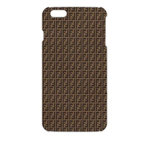 Retro 3D FENDI Pattern Phone Case for Iphone 6/6s Plus 5.5 inch FENDI