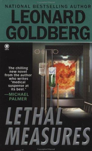 Lethal Measures (Joanna Blalock Mysteries), Leonard Goldberg