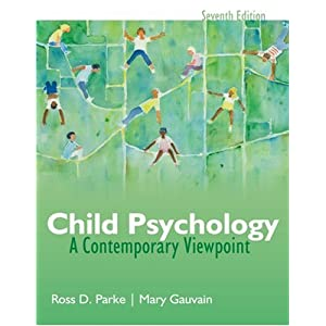 Download Child Psychology: A Contemporary View Point ebook