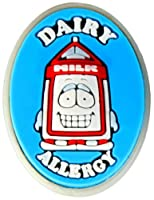 AllerMates Dairy Allergy Charm for Multi-Allergy Wristband: Pint by Awearables, Inc.