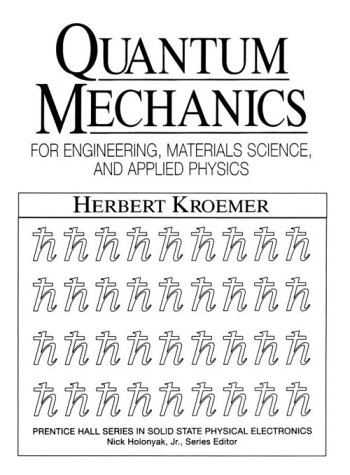 Quantum Mechanics For Engineering: Materials Science and...
