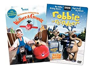 The Incredible Adventures Of Wallace And Gromitrobbie The Reindeer Hooves Of Firethe Legend Of The Lost Tribe from BBC Video