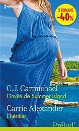 L'invité de Summer Island - L'héritier: (promotion)