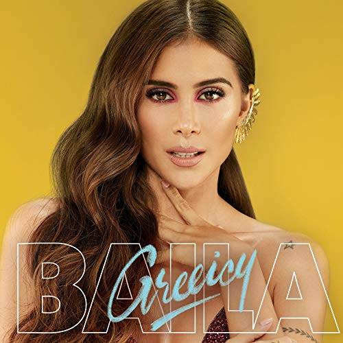CD : GREEICY - Baila