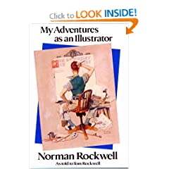 My Adventures as an Illustrator: Norman Rockwell