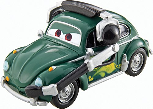 Disney/Pixar Cars Cruz Besouro with Headset Diecast Vehicle - 1