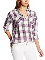 Tommy Hilfiger Camisa Mujer Thdw Check L/S 12 (Multicolor)