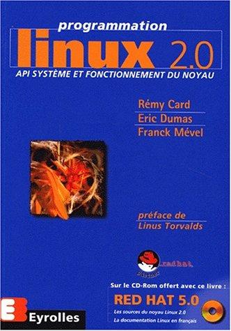 Programmation Linux 2.0