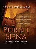 img - for Burnt Siena (A Flora Garibaldi Art History Mystery) book / textbook / text book