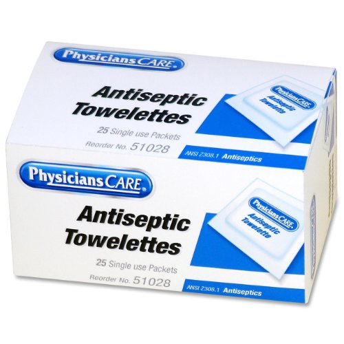 Towelettes Individually Wrapped front-1032165